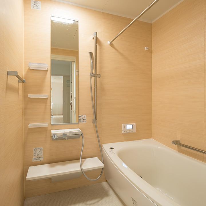 事故予防に向けて浴室をリフォームする